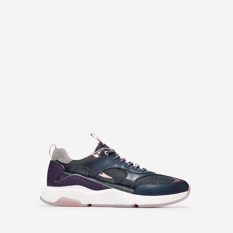 Women's ZERØGRAND City Trainer Blue/Purple
