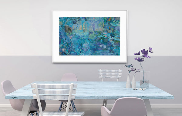 Investing In Exclusive Modern Abstract Art Prints