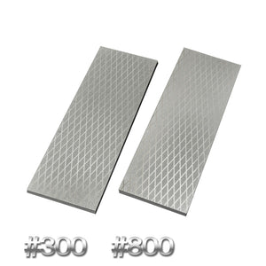 Diamond Whetstone #300 & #800 Set