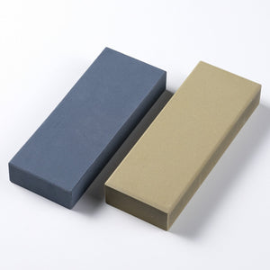 """KYO HIGASHIYAMA"" Whetstone #1000 & #3000 set, To-ishi"