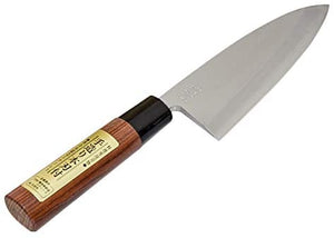 Deba Hocho (Kitchen Knife) for Right Hander, Blade Edge : Stainless Steel