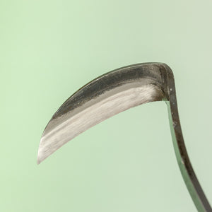 Weeding Sickle - Cut Kama, Made in Japan Hagane