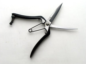"HONMAMON ""HANAKUMAGAWA"" One Hand Bud-Cutting Shears 230mm (abt 9.1 Inch)"