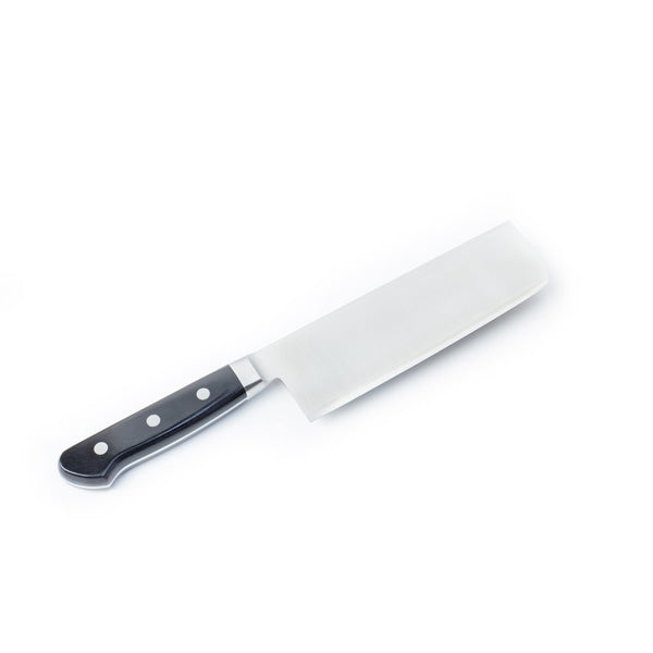 Kitchen Knife Nakiri 165mm Powder Heiss R2 HSS