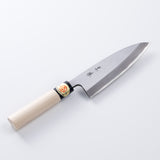 """SHIGEKATSU"" Deba (Hocho) Kitchen Knife for Right Hander, Blade Edge : SK Material"