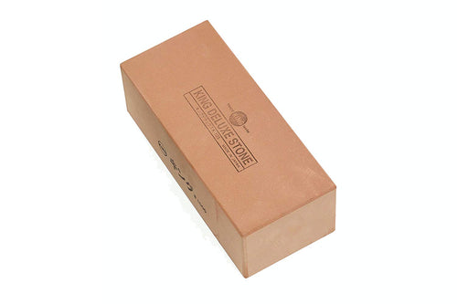 King Medium Grain Sharpening Stone #800 - #1200