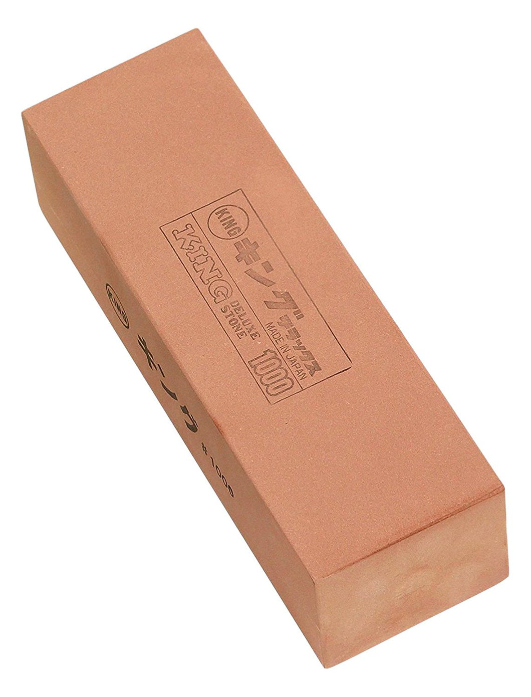 King Medium Grain Sharpening Stone- #1000 - M (8-1/4
