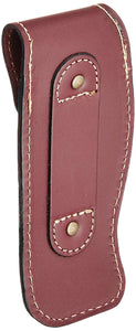 ATHRO Sommelier Knife Genuine Leather Case SC-WE Wine Red