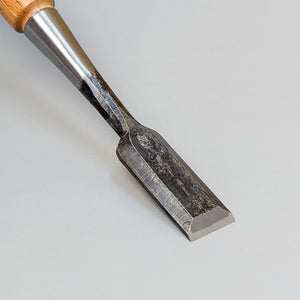 Japanese Style Chisel, Blade : Made from Sweden steel, Width of Blade:3mm-42mm