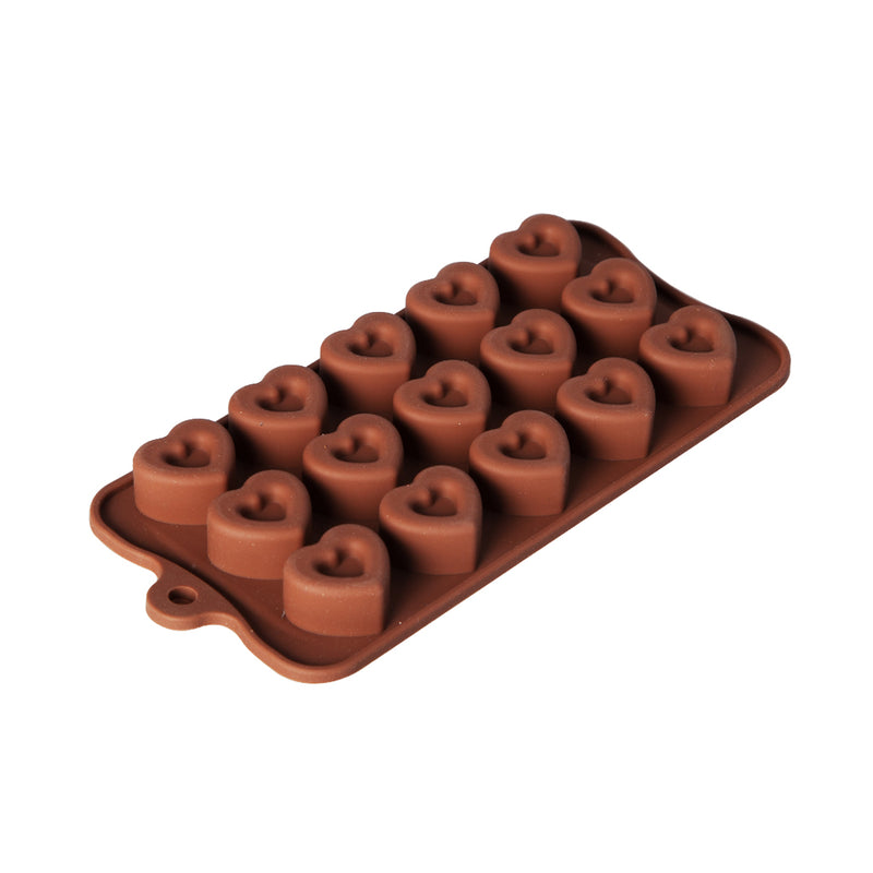 Silicone Chocolate Mould XJ1287 - Love
