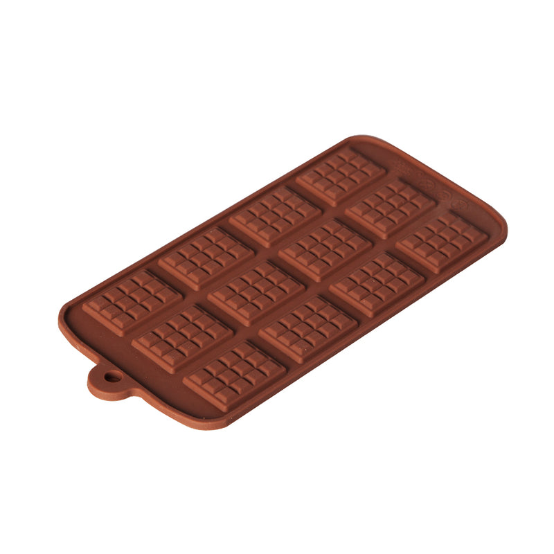 Silicone Chocolate Mould XY1208 - Chocolate Bar