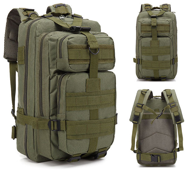 High Quality Men's Backpack Bag For Sports and Camping