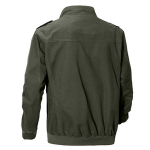 Men's Army Style Daily Wear Jacket
