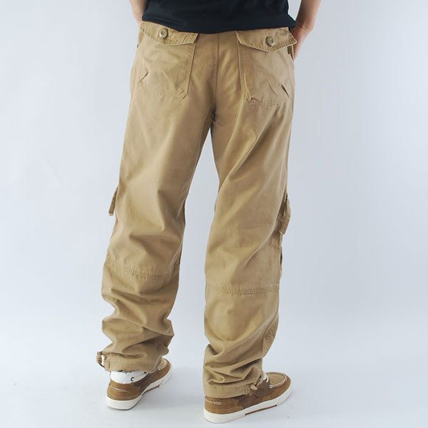 Loose Straight Men's Cargo Pant