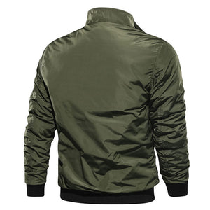 Fashion Army Style Daily Wear Men's Jacket