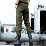 Army Style Multi-Pocket Cargo Pant For Sports and Outdoors