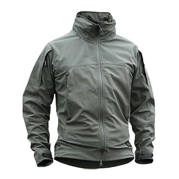 Men's Army Style Tactical Coat Spring Autumn Wear