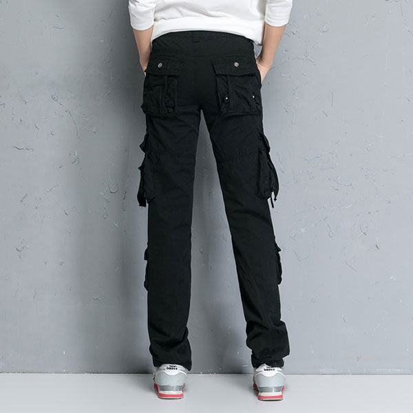 Daily Wear Women Cargo Pant Large Size Available