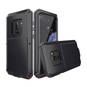 Three Layer Phone Case For GALAXY S9