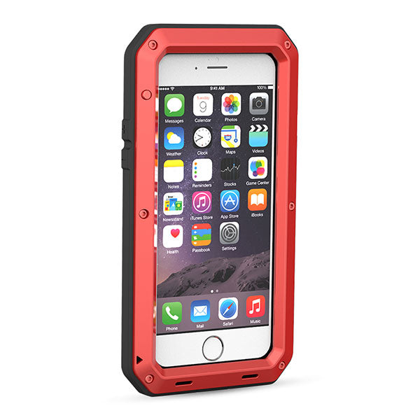 360° Protection Three Layer Phone Case For iPhone