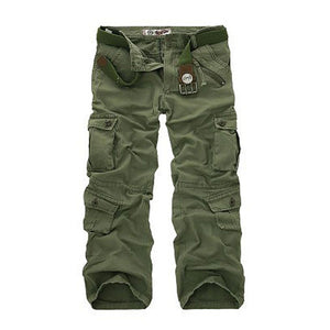 Side Pockets Casual Wear Cargo Pant