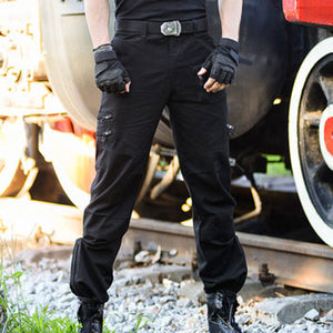 Classic Military Style Casual Wear Cargo Pant