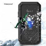 Water Dirt and Shock Proof 360 Degree Protection Phone Case For iPhone 7 And 7 PLUS