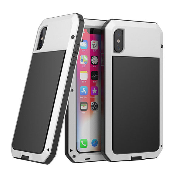 360° Protection Three Layers Phone Case For iPhoneXSMax
