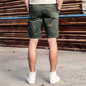 Traditional Straight Summer Wear Short Pant