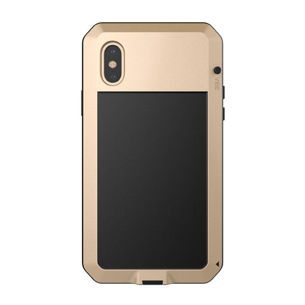 Quality Three Layered Aluminum Metal Phone Case For iPhone X