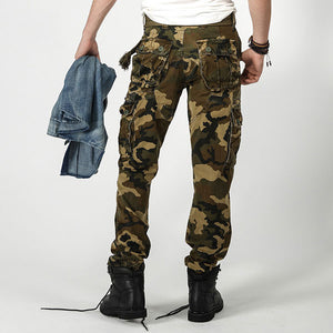 Casual Wear Men's Cargo Pant High Quality