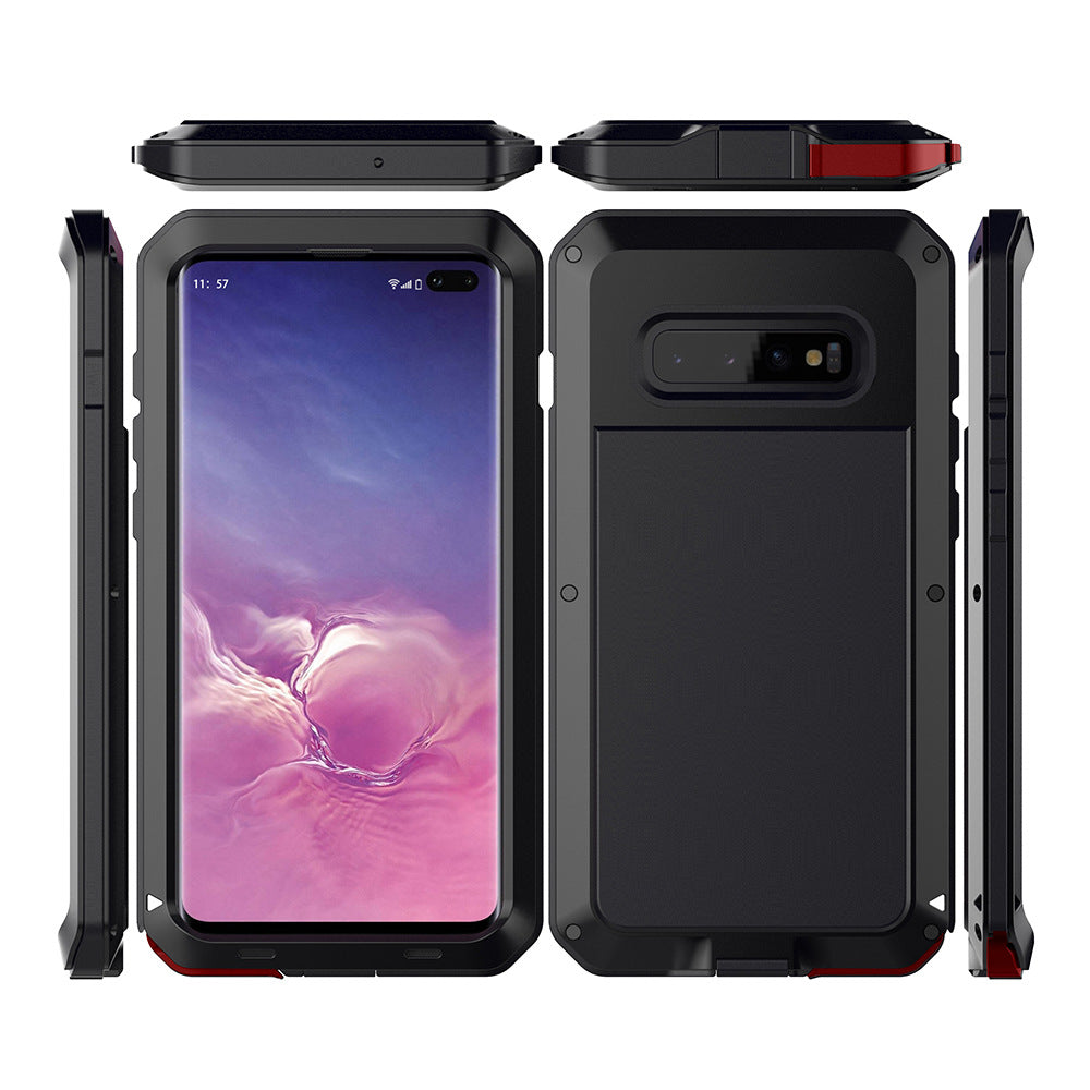 Three Layer Phone Case For GALAXY S10 and S10+