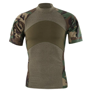 Army Style Men's Short Sleeve T-Shirt