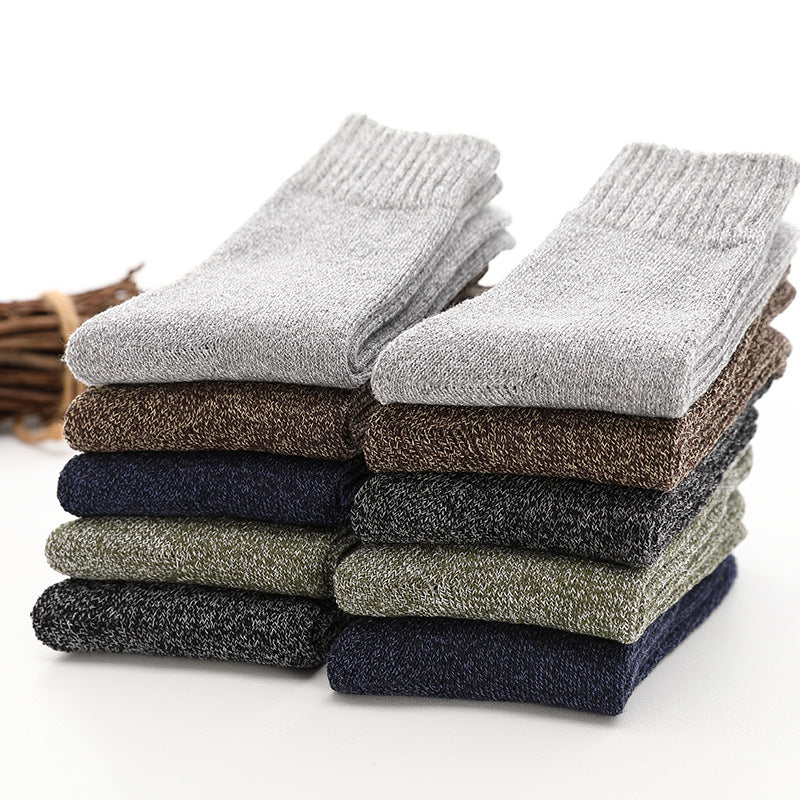 Winter Wear Men's Thicken Sock Price For A Pair