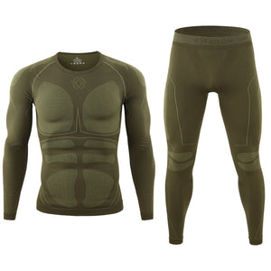 Men's Muscle Lines Style Underwear Suits