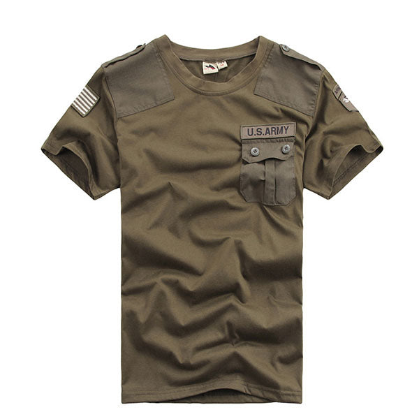 Army Style Men's T-Shirt