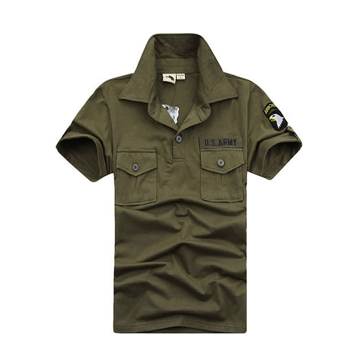 Airborne Army Style Men's T-Shirt