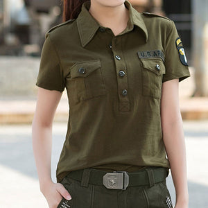 Airborne Army Style Women T-Shirt