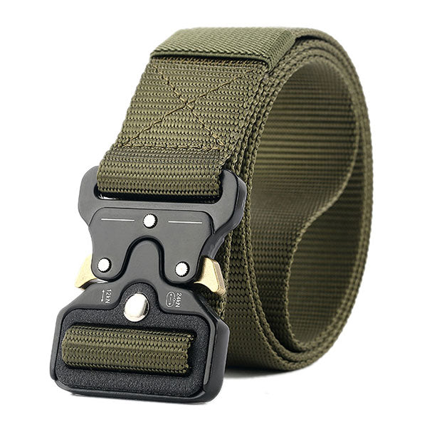 Classic Tactical Nylon Belt