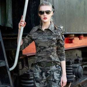 Airborne Element Short Sleeve Women T-Shirt