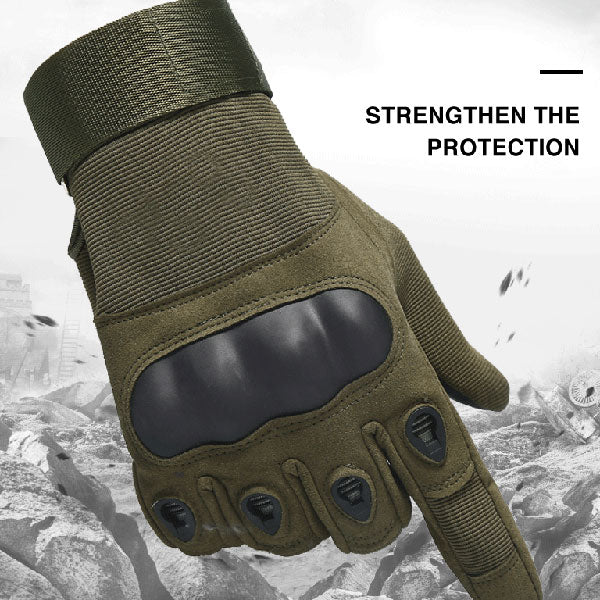 Full Finger Sports and Outdoors Gloves