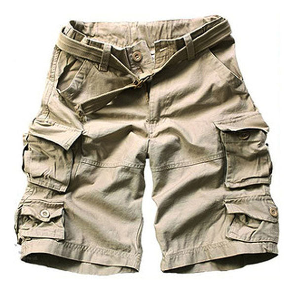Fashion Multi-Color Men's Short Cargo Pant