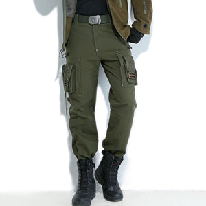 Military Pocket Casual Wear Cargo Pant For Outdoor Sports
