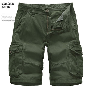 Back Patch Air Force Inspired Men's Short Pant