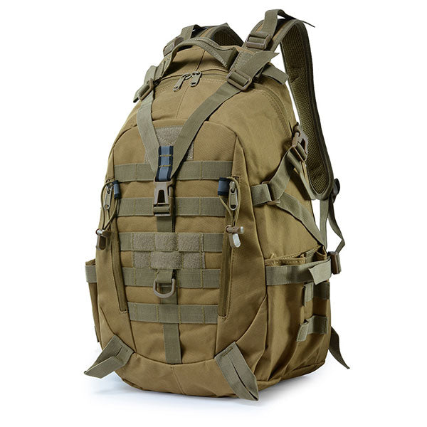Men's Backpack Bag For Sports and Camping Multi-Colors
