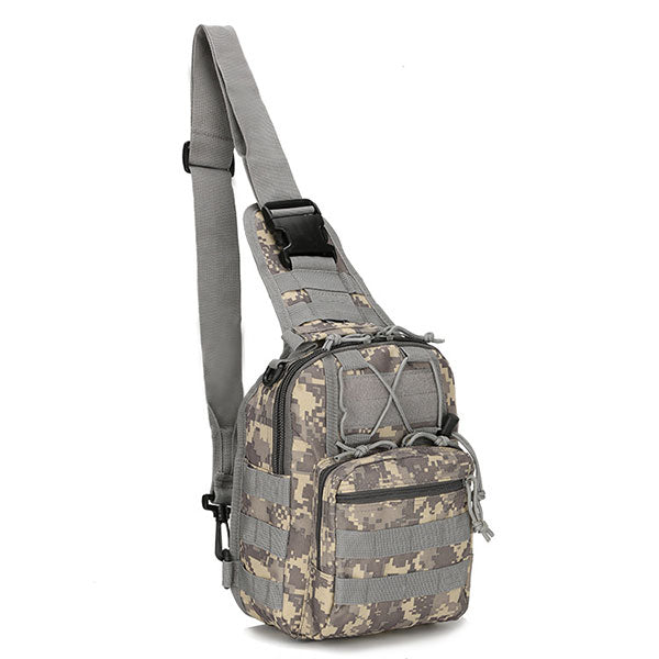 Men's Army Style Chest Bag For Soorts and Outdoors