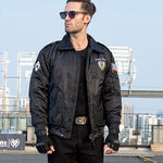 Army Style Thick Winter Wear Men's Jacket