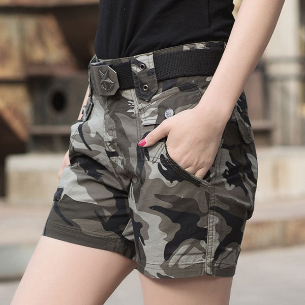 Army Element Women Short Pant