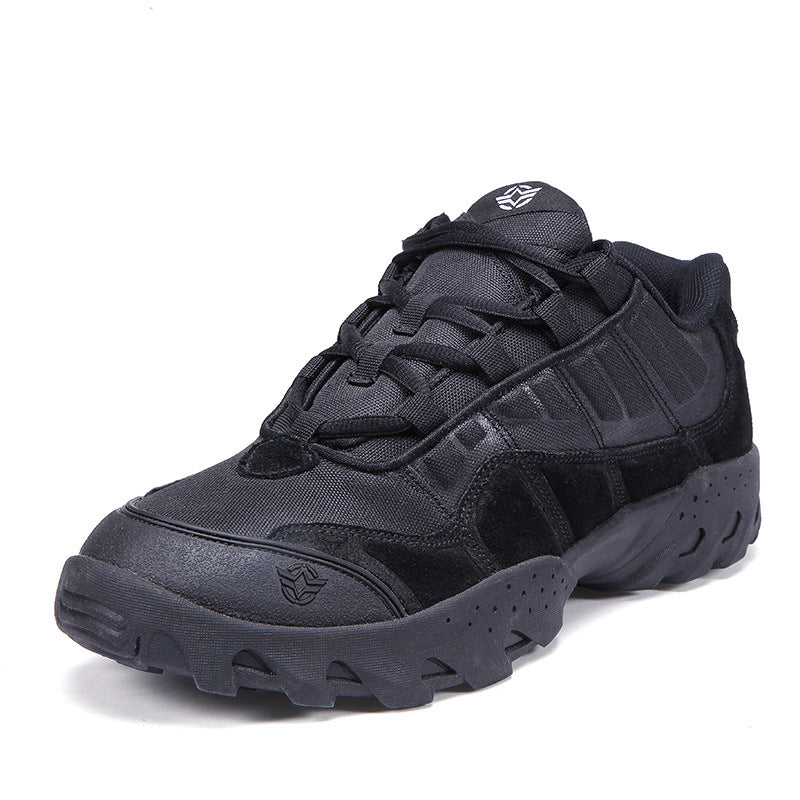 Men's Daily Wear Army Style Combat Shoes