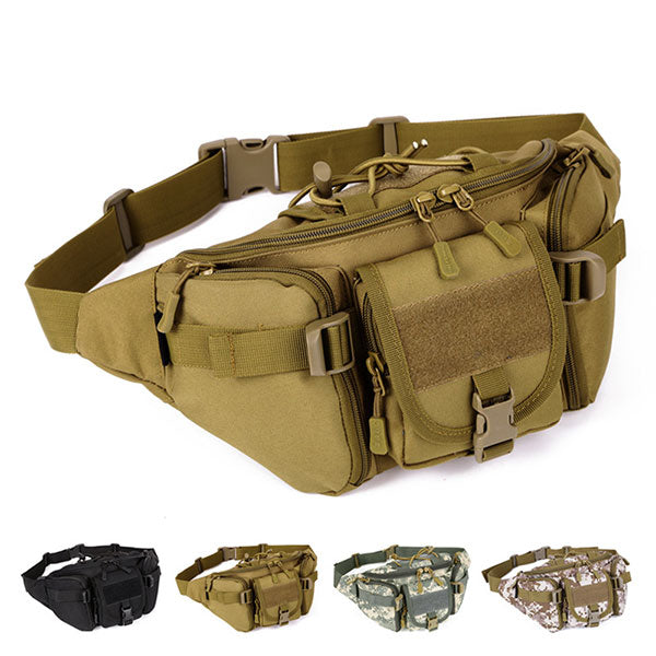 High Quality Men's Waist Bag For Sports and Outdoors